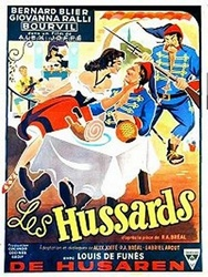 les_hussards_1955_poster