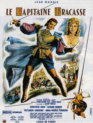 le_capitaine_fracasse_1961_poster