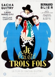 i_was_it_three_times_1952_poster